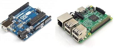 Arduino eRaspberryPi